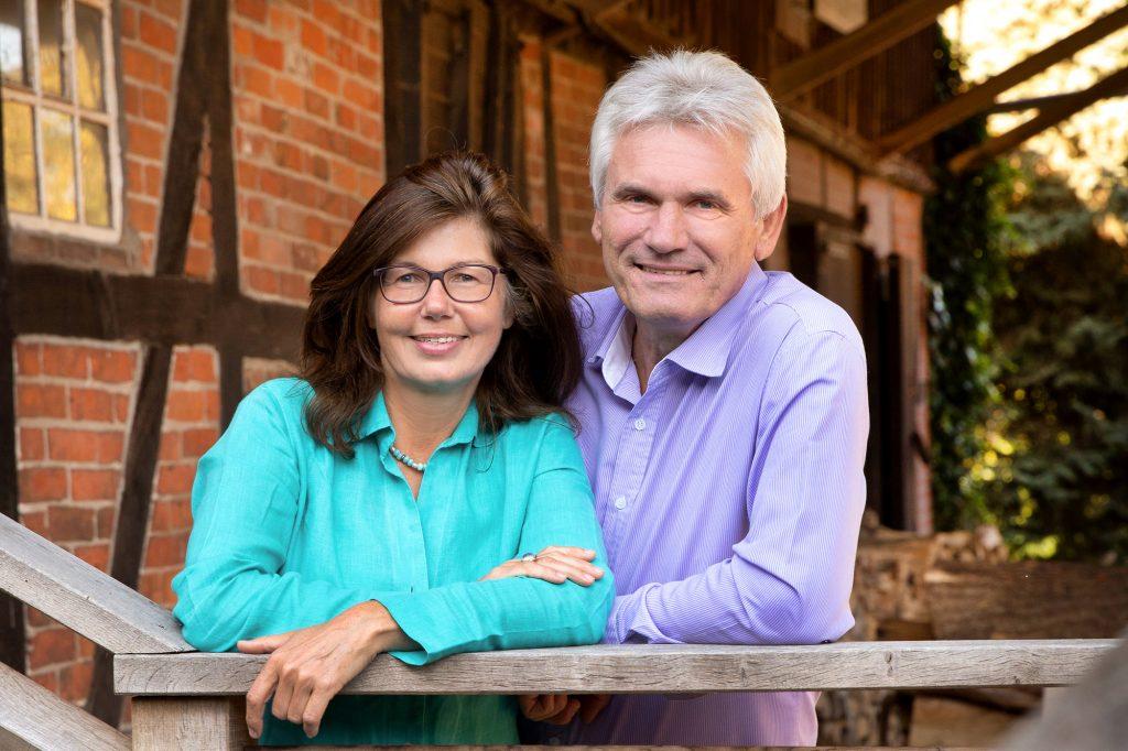 Katja Hüttmann und Willi Brink